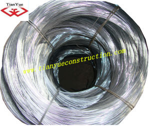 SGS Galvanised Iron Wire Manufacture pictures & photos