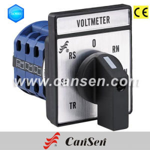 Voltmeter Selector Switch (LW26-20)