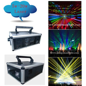 High Power Disco Stage Light 13W RGB Laser (YS-950) pictures & photos