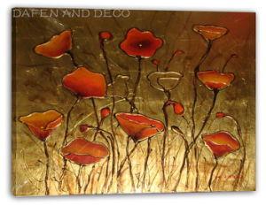Decorative Floral Oil Painting (DSC09869) pictures & photos