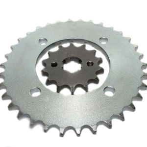 Motorcycle Sprocket Gear-Rear and Front Gear pictures & photos