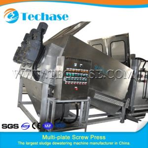 Dryer Sewage Treatment Machine for Water Purification Industry Better Than Belt Press pictures & photos