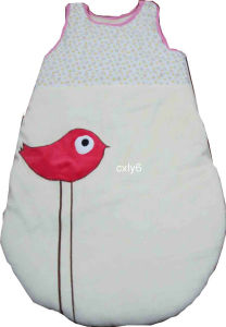 Cotton Embroidery Baby Sleeping Bag (LYBSB)