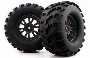 1/8 Monster Truck Tire(Mechanix /Fangs) (WC1014)