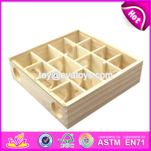 New Products Indoor Funny Wooden Pet Maze Toy W06f025 pictures & photos