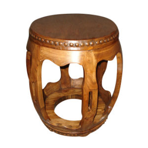 Chinese Furniture Traditional Wooden Stool Lws054 pictures & photos