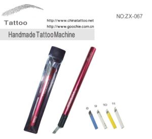 3D Eyebrow Permanent Makeup Manual Tattoo Manual Pen/Tattoo Equipment pictures & photos