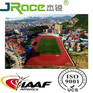 Hot Sales Synthetic Granule Athletic Track Rubber Running Track pictures & photos