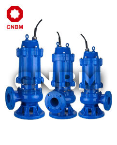 Sewage Submersible Pump (WQ Series) pictures & photos