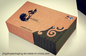 Rectangle Kraft Paper Packaging Box pictures & photos