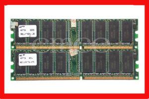 DDR 512MB 400MHz Memory RAM