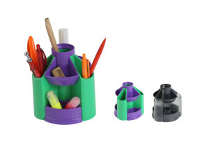 China Supplier Promotional Executive Desktop Pen Holder pictures & photos