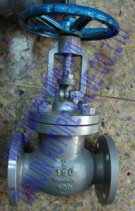 ANSI 150 2 Inch Stainless Steel Globe Valve Osy (J41H-125/150C)