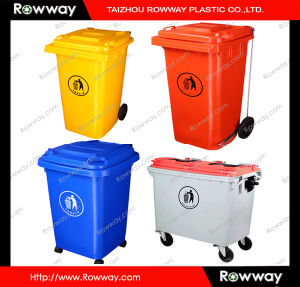 Plastic Garbage Can, Dust Bin (for Outdoor Trash, Rubbish, Waste Treatment) pictures & photos