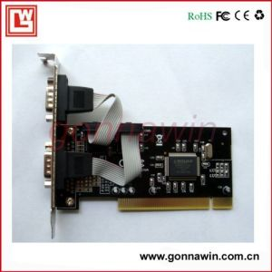 PCI to 2 Ports Serial Card RS232 DB9 Card 2 Ports
