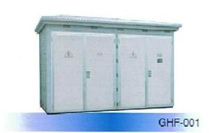 ) Non-Metallic Green Landscape Series Box-Type Substation Enclosure (GHF-001) pictures & photos