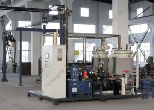 Double Mixing-Head High Pressure Foaming Machine With Cyclopentane pictures & photos