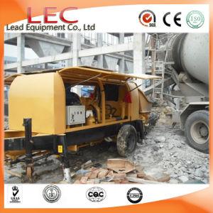 Diesel Mini Small Trailer Concrete Pump for Sale pictures & photos
