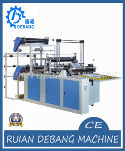 Double Layers Cold Cutting Bag Making Machine
