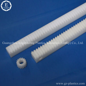 OEM Customized Straight Delrin Rack Pinion Gear Design Plastic POM CNC Gear Rack pictures & photos