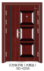 Steel Security Door (SD-023)