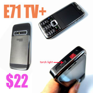 TV Mobile Phone Torch Light (E71TV+)