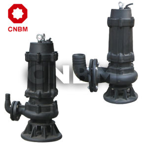Auto Whisking Sewage Submersible Pump (WQ series) pictures & photos