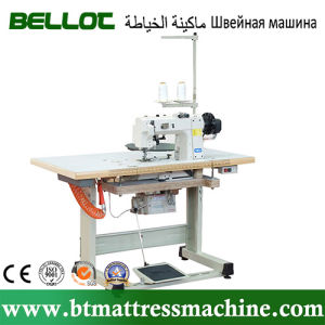 Table Top Tape Binding Mattress Machine pictures & photos