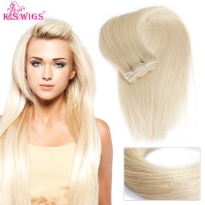 Premium Top Grade Virgin Remy Human Hair pictures & photos