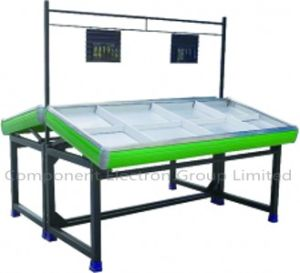 Supermarket Rack, Supermarket Equipment, Vegetable Shelf pictures & photos