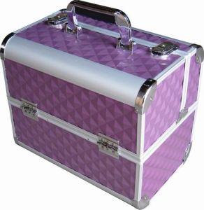 Aluminum Cosmetic Case (HBA018A)