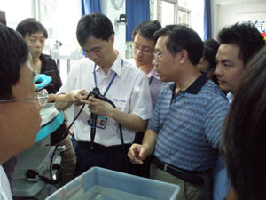 Flexible Endoscope Repair Training in Medical Field (primary level) pictures & photos