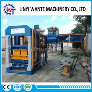 Construction Equipment Qt6-15 Block Forming/Fly Ash Brick Making Machine pictures & photos