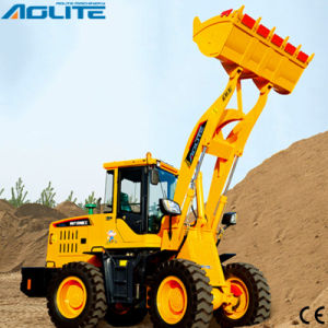 Snow Clearing Chinese Front Loader with Loader Attachments pictures & photos