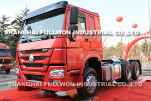 Sinotruk HOWO 6X4 30-35 Tons Truck Head pictures & photos