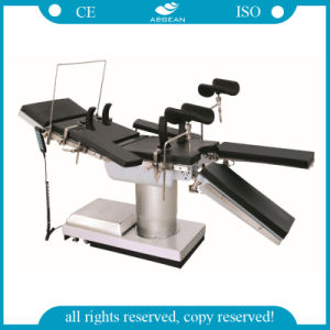 CE Approved Electric Hydraulic Operating Table (AG-OT007) pictures & photos