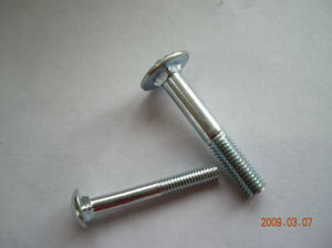 "Carriage Bolt (ANSI1/4"" DIN 603) pictures & photos"