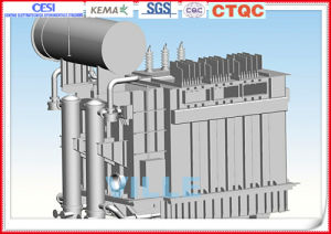Calcium-Carbide Furnace Transformer for Steel Making pictures & photos