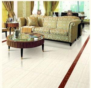 600X600mm Double Loading Polished Porcelain Ceramic Floor Tile for Decoration (6846) pictures & photos