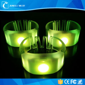 China Best Selling Flashing LED Light Wristband for Party pictures & photos