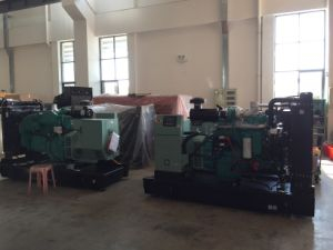 200kVA 160kw Standby Power Cummins Diesel Generator Set pictures & photos