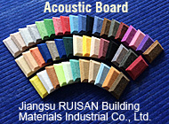 Polyester Acoustic Decorative Wall and Ceiling Board (50) pictures & photos