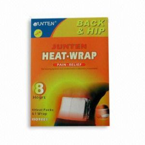 8h Heat Therapy Wrap/Patch (JT-E003) pictures & photos