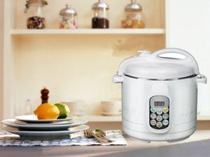 Elegant Design Electric Pressure Cooker (YBW60-100A3)