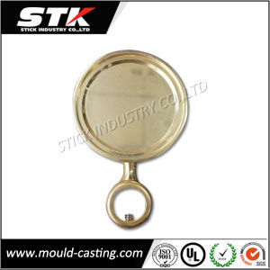 High Precision Chrome Plating Zinc Alloy Die Casting Parts pictures & photos