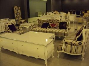 Hotel Lobby Waiting Sofa/Living Room Sofa Furniture (A10199)