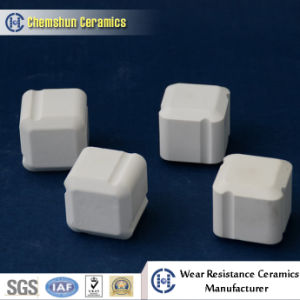 95% Al2O3 Interlocking Ceramic Blocks for Friction Resistant pictures & photos
