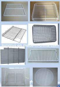 High Quality PE Coated Refrigerator Shelf Basket pictures & photos
