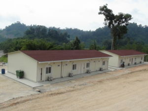 Construction Site Prefabricated Building with ISO, CE, SGS Certification pictures & photos