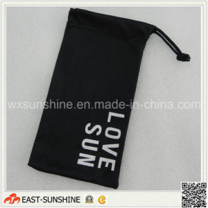 High Quality Microfiber Cloth Bag for Glasses pictures & photos